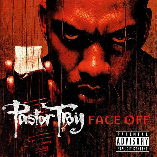 Pastor Troy - Face Off cover
