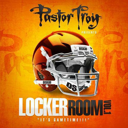Pastor Troy - It`s Game Time cover