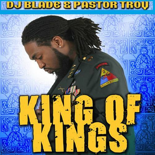 Pastor Troy - King Of Kings cover