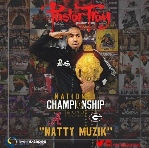 Pastor Troy - Natty Muzik cover