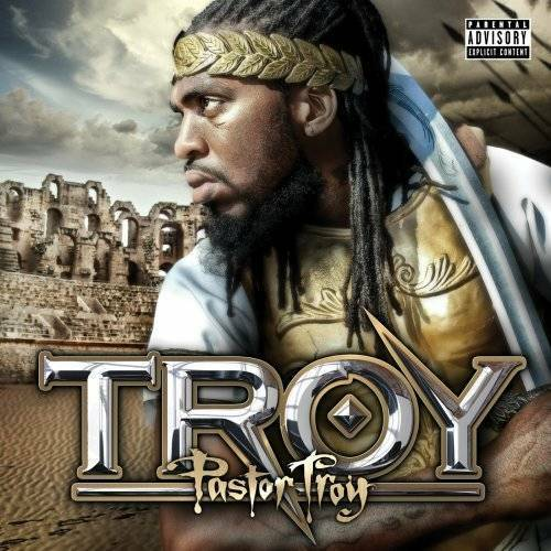 Pastor Troy - T.R.O.Y. cover