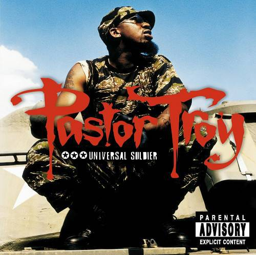 Pastor Troy - Universal Soldier cover