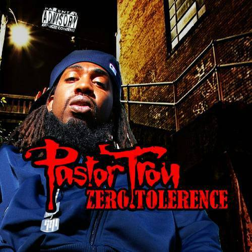 Pastor Troy - Zero Tolerence cover