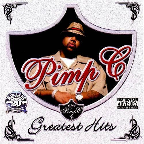 Pimp C - Greatest Hits cover
