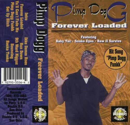 Pimp Dogg - Forever Loaded cover
