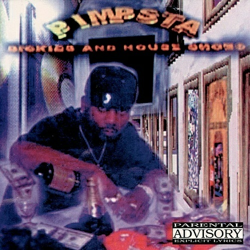 Pimpsta - Dickies And House Shoes 2000 cover