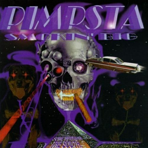 Pimpsta - Smokin` Big cover