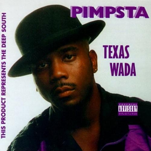 Pimpsta - Texas Wada cover