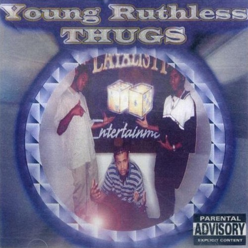 Playalistic Posse - Young Ruthless Thugs cover