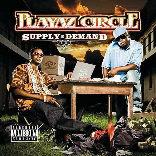 Playaz Circle - Supply & Demand cover