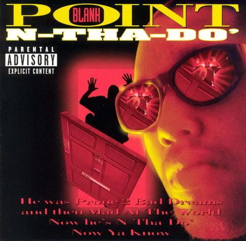 Point Blank - N-Tha-Do` cover