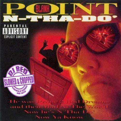 Point Blank - N-Tha-Do` (slowed & chopped) cover
