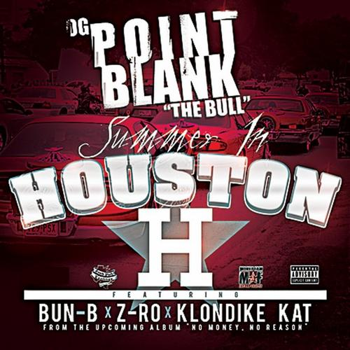 Point Blank - Summer In Houston cover