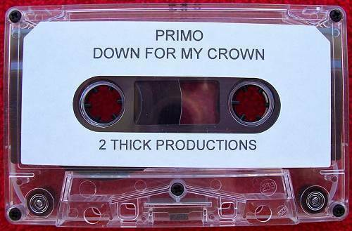 Primo - Down For My Crown cover