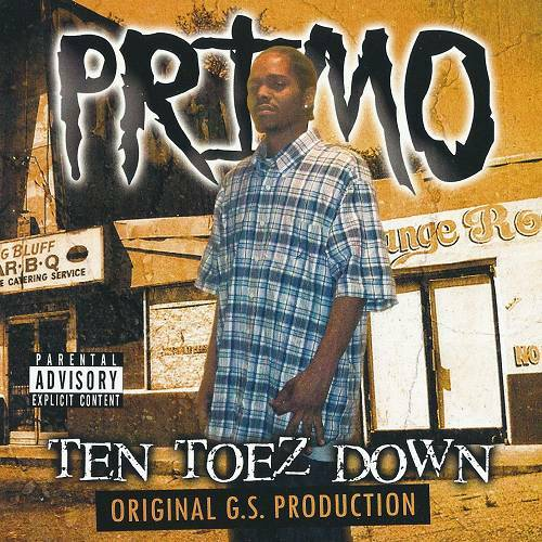 Primo - Ten Toez Down cover