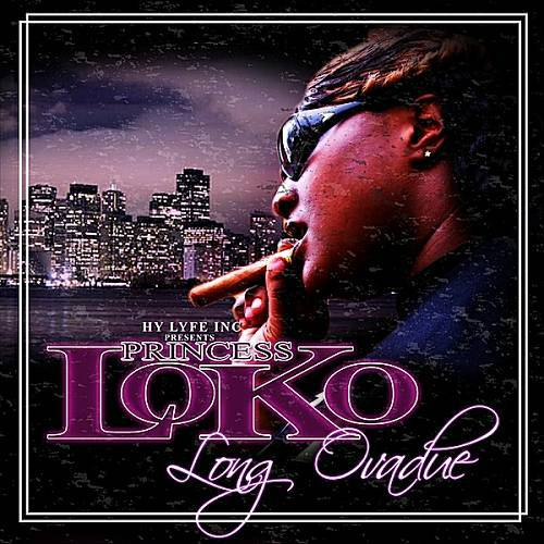 Princess Loko - Long Ovadue cover