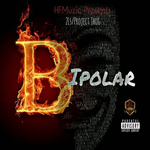 2Ls & Project Thug - Bipolar cover