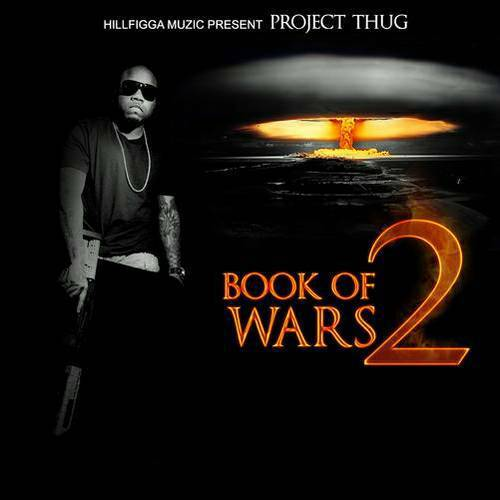 Project Thug - Book Of Wars 2 cover