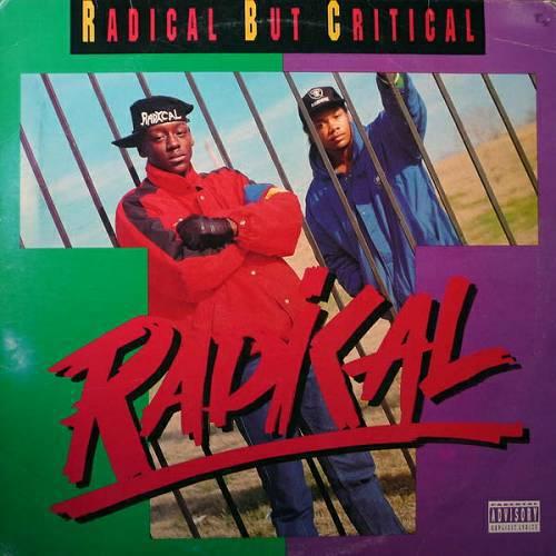Radical T - Radical But Critical cover