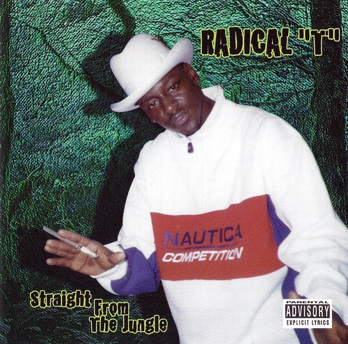 Radical T - Straight From The Jungle cover