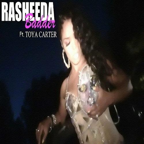 Rasheeda - Badder cover