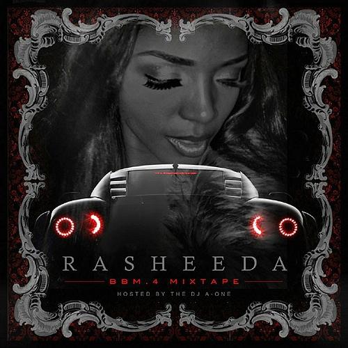 Rasheeda - Boss Bitch Music Vol. 4 cover