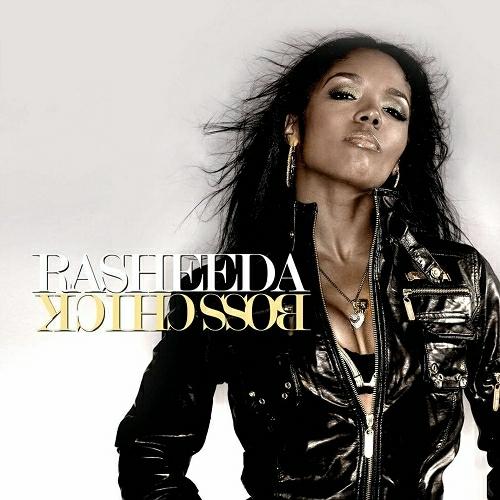 Rasheeda - Boss Chick cover