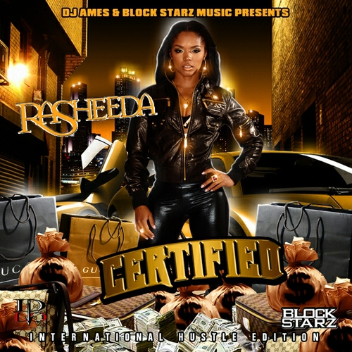 Rasheeda - Certified cover