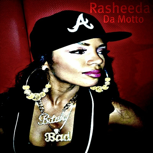 Rasheeda - Da Motto cover