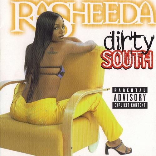 Rasheeda - Dirty South cover