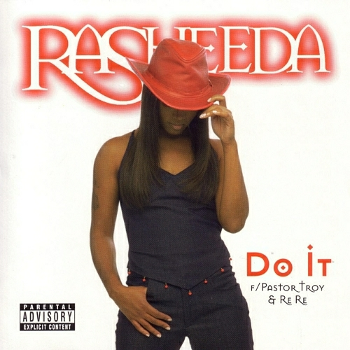Rasheeda - Do It (CDS) cover