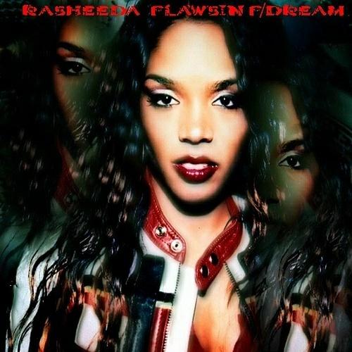 Rasheeda - Flawsin cover