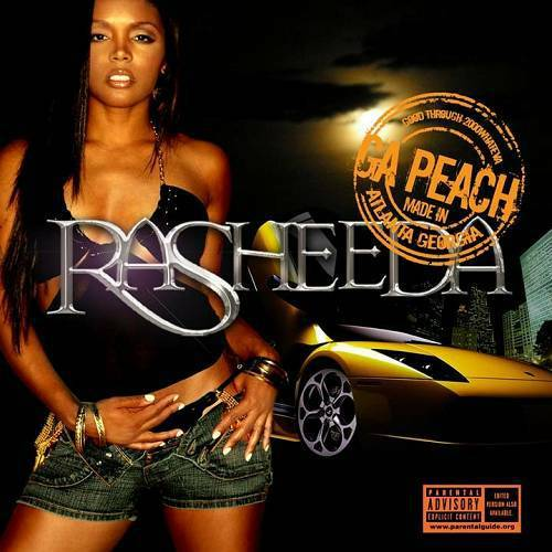 Rasheeda - GA Peach cover