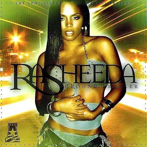Rasheeda - Ground Breaker cover