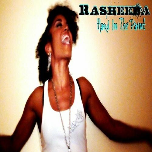 Rasheeda - Hard In The Paint cover