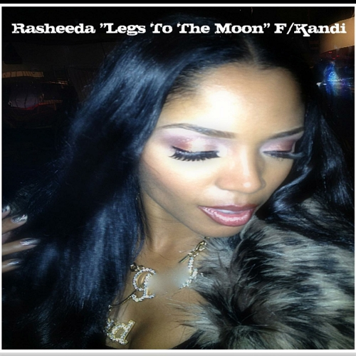 Rasheeda - Legs To The Moon cover