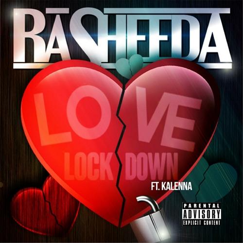 Rasheeda - Love Lock Down cover
