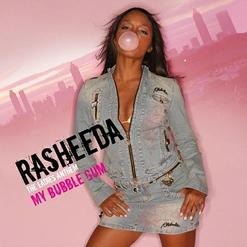 Rasheeda - My Bubble Gum cover