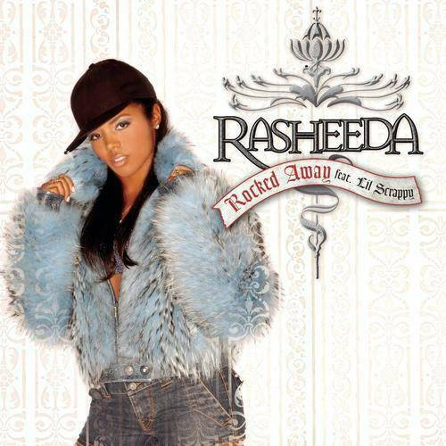Rasheeda - Rocked Away (CDS) cover