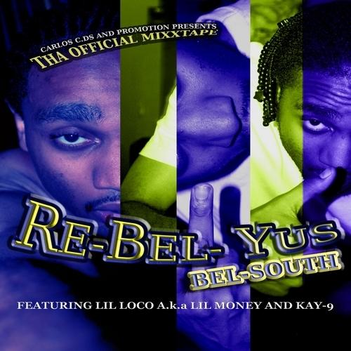 Rebelyus - Bel Souf cover
