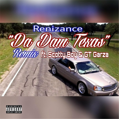Renizance - Da Dam Texas Remix cover