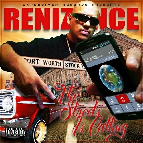 Renizance - The Streets Is Calling cover