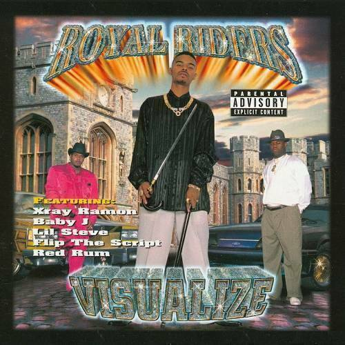 Royal Riders - Visualize cover