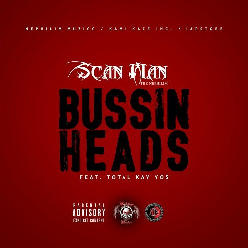 Scan Man - Bussin Heads cover