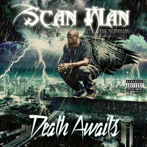 Scan Man - Death Awaits cover