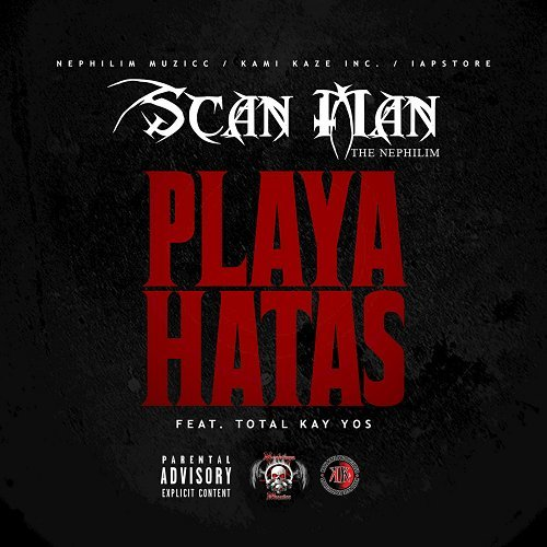 Scan Man - Playa Hatas cover