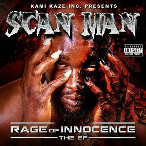 Scan Man - Rage Of Innocence: The EP cover