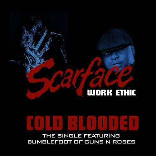 Scarface - Cold Blooded cover