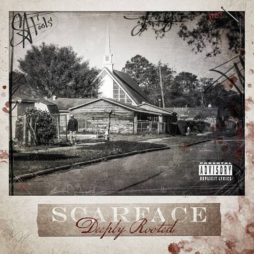 Scarface - Deeply Rooted cover
