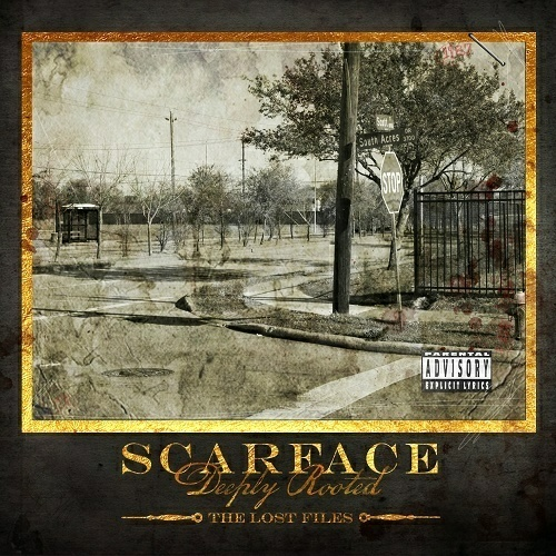 Scarface - Deeply Rooted. The Lost Files cover